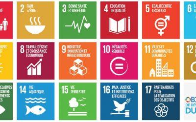 17 objectifs prioritaires à retenir