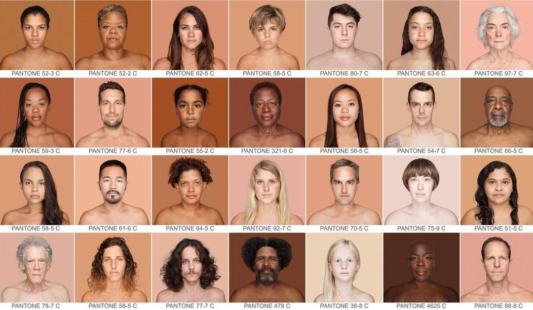 Le projet Humanae d'Angelica Dass, de l'art pour déconstruire les préjugés