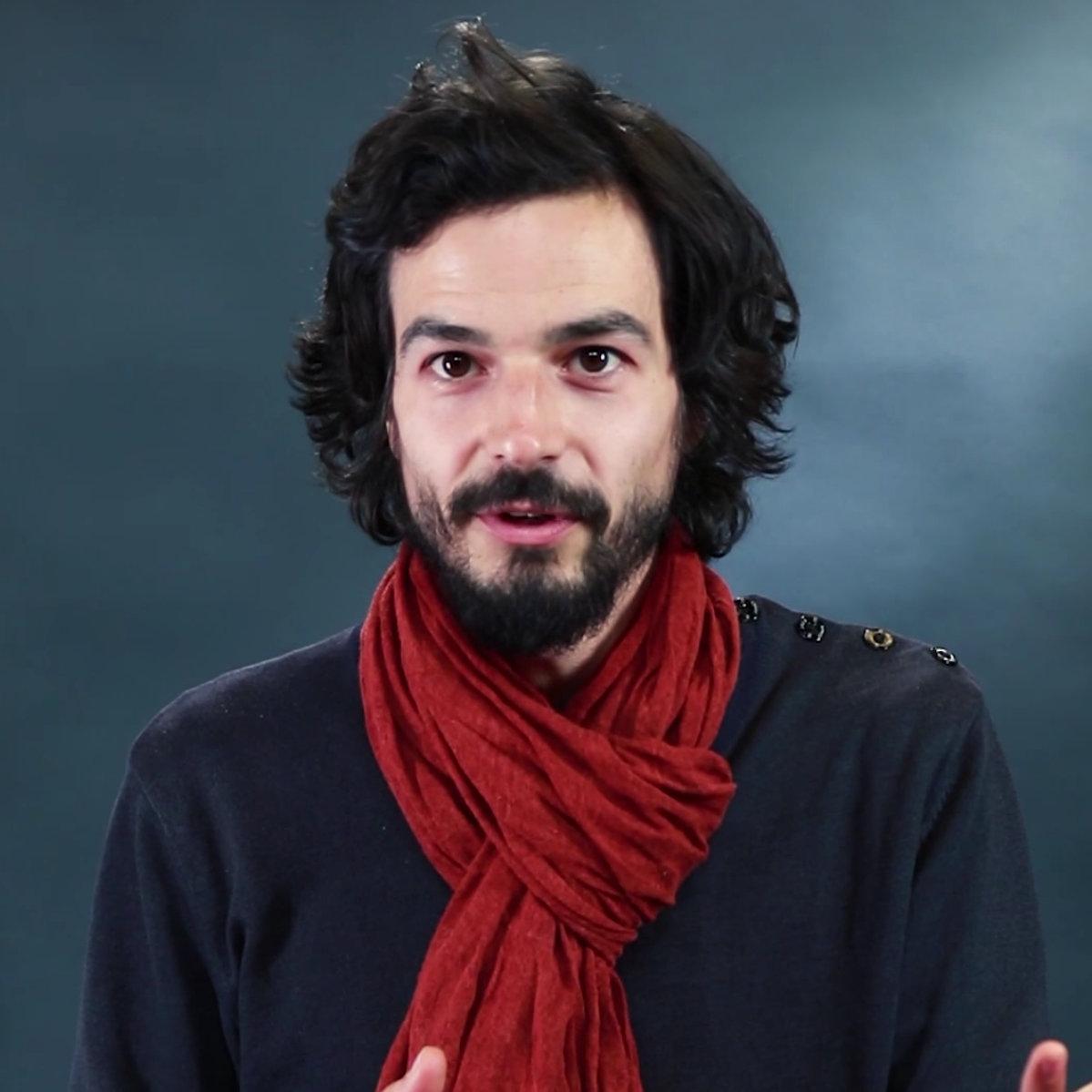 Pablo Servigne - portrait