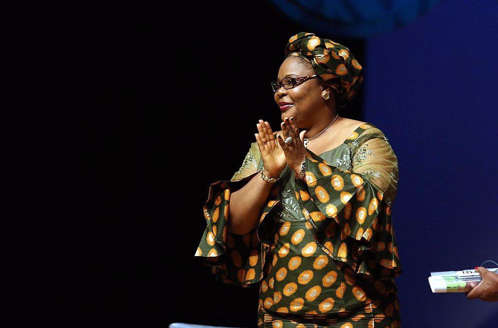 « Continuer à nous unir », Leymah Gbowee