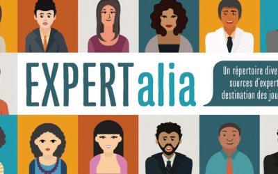Expertalia, un répertoire d'expert.e.s pour les médias
