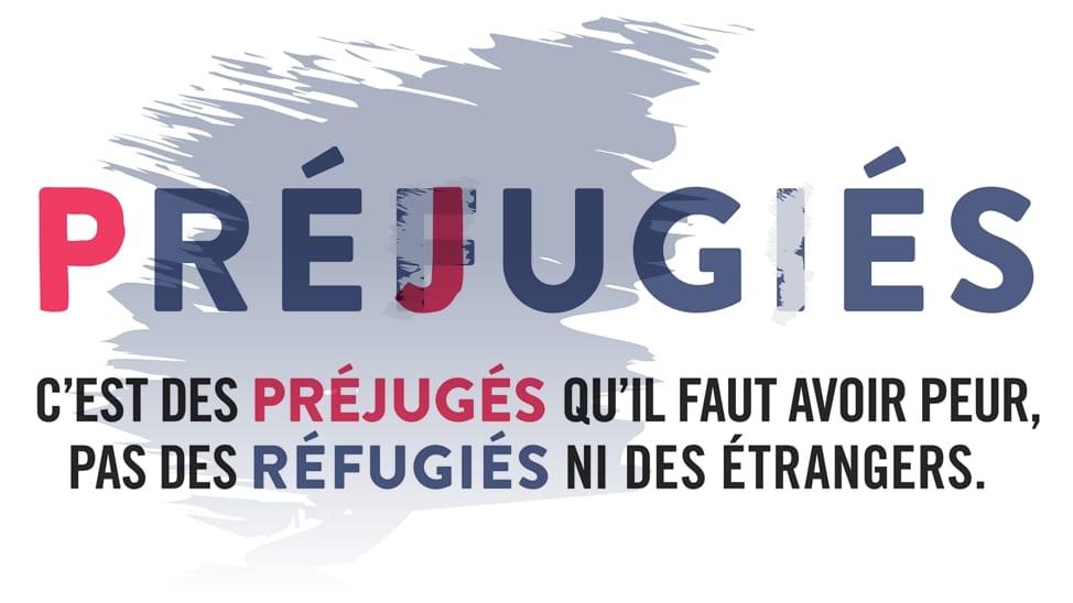 Défense de nourrir les préjugés : un guide pour déconstruire les discours anti-migrant.e.s